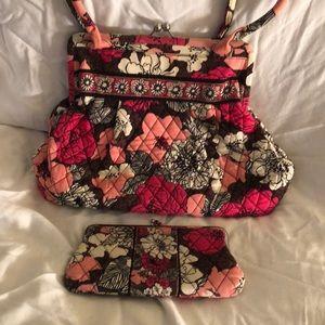 Vera Bradley bag/wallet